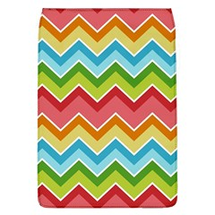 Colorful Background Of Chevrons Zigzag Pattern Flap Covers (l)