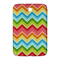 Colorful Background Of Chevrons Zigzag Pattern Samsung Galaxy Note 8.0 N5100 Hardshell Case
