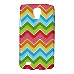 Colorful Background Of Chevrons Zigzag Pattern Galaxy S4 Active