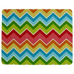 Colorful Background Of Chevrons Zigzag Pattern Jigsaw Puzzle Photo Stand (rectangular)