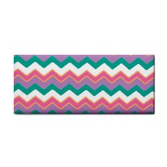 Chevron Pattern Colorful Art Cosmetic Storage Cases