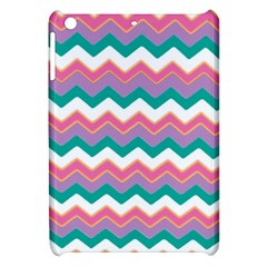 Chevron Pattern Colorful Art Apple Ipad Mini Hardshell Case