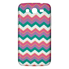 Chevron Pattern Colorful Art Samsung Galaxy Mega 5 8 I9152 Hardshell Case