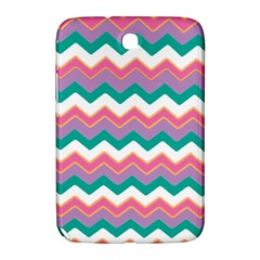 Chevron Pattern Colorful Art Samsung Galaxy Note 8 0 N5100 Hardshell Case