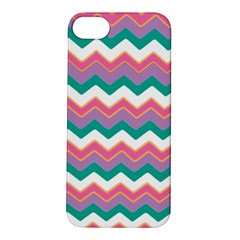 Chevron Pattern Colorful Art Apple Iphone 5s/ Se Hardshell Case