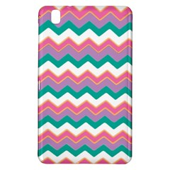 Chevron Pattern Colorful Art Samsung Galaxy Tab Pro 8 4 Hardshell Case
