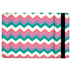 Chevron Pattern Colorful Art Ipad Air 2 Flip
