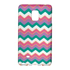 Chevron Pattern Colorful Art Galaxy Note Edge