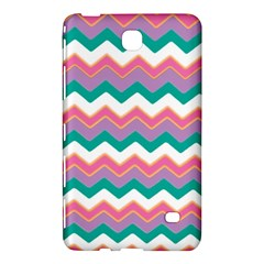 Chevron Pattern Colorful Art Samsung Galaxy Tab 4 (8 ) Hardshell Case