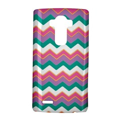 Chevron Pattern Colorful Art Lg G4 Hardshell Case
