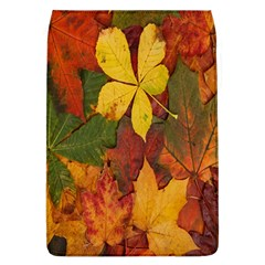 Colorful Autumn Leaves Leaf Background Flap Covers (l)