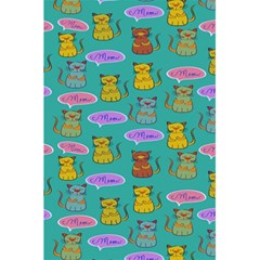 Meow Cat Pattern 5 5  X 8 5  Notebooks