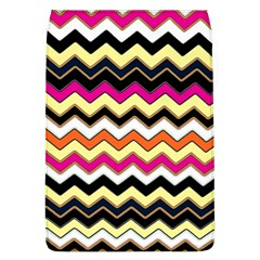 Colorful Chevron Pattern Stripes Flap Covers (l)