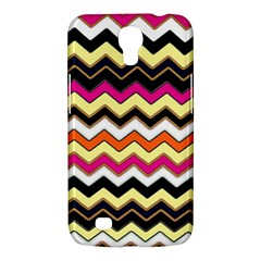Colorful Chevron Pattern Stripes Samsung Galaxy Mega 6 3  I9200 Hardshell Case