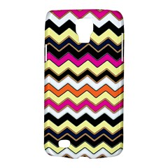 Colorful Chevron Pattern Stripes Galaxy S4 Active