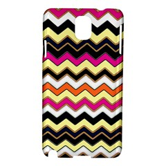 Colorful Chevron Pattern Stripes Samsung Galaxy Note 3 N9005 Hardshell Case