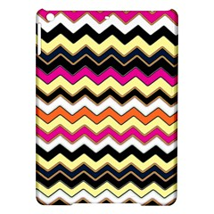 Colorful Chevron Pattern Stripes Ipad Air Hardshell Cases