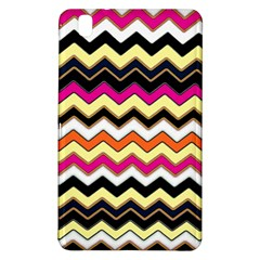 Colorful Chevron Pattern Stripes Samsung Galaxy Tab Pro 8 4 Hardshell Case