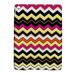 Colorful Chevron Pattern Stripes Ipad Air 2 Hardshell Cases