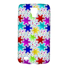 Snowflake Pattern Repeated Galaxy S4 Active