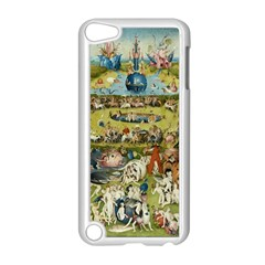 Hieronymus Bosch Garden Of Earthly Delights Apple Ipod Touch 5 Case (white)