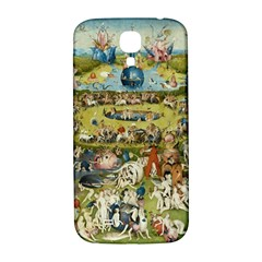 Hieronymus Bosch Garden Of Earthly Delights Samsung Galaxy S4 I9500/i9505  Hardshell Back Case