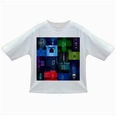 Door Number Pattern Infant/toddler T Shirts