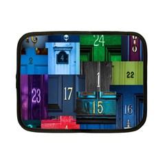 Door Number Pattern Netbook Case (small)