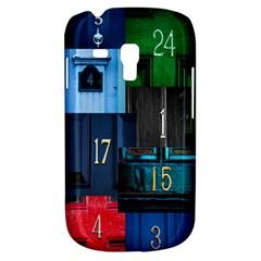 Door Number Pattern Galaxy S3 Mini