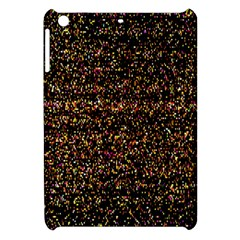 Colorful And Glowing Pixelated Pattern Apple Ipad Mini Hardshell Case