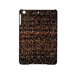 Colorful And Glowing Pixelated Pattern Ipad Mini 2 Hardshell Cases