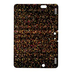 Colorful And Glowing Pixelated Pattern Kindle Fire Hdx 8 9  Hardshell Case