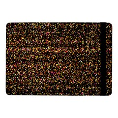 Colorful And Glowing Pixelated Pattern Samsung Galaxy Tab Pro 10 1  Flip Case
