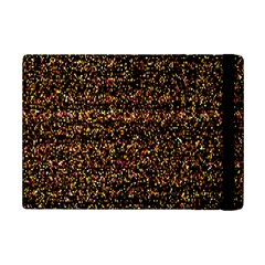 Colorful And Glowing Pixelated Pattern Ipad Mini 2 Flip Cases