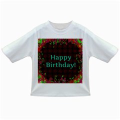 Happy Birthday To You! Infant/toddler T Shirts