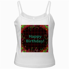 Happy Birthday To You! Ladies Camisoles