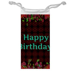 Happy Birthday To You! Jewelry Bag