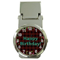 Happy Birthday To You! Money Clip Watches
