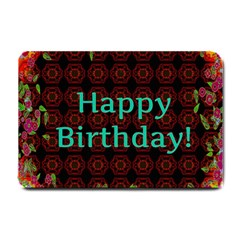 Happy Birthday To You! Small Doormat