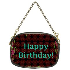 Happy Birthday To You! Chain Purses (two Sides)