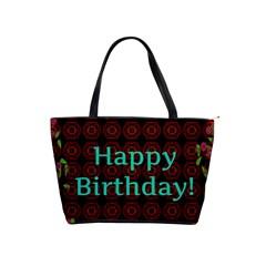 Happy Birthday To You! Shoulder Handbags
