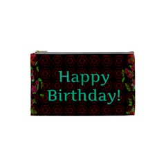 Happy Birthday To You! Cosmetic Bag (small)