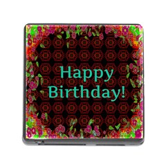 Happy Birthday To You! Memory Card Reader (square)