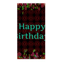 Happy Birthday To You! Shower Curtain 36  X 72  (stall)