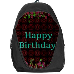 Happy Birthday To You! Backpack Bag