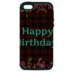 Happy Birthday To You! Apple Iphone 5 Hardshell Case (pc+silicone)