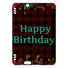 Happy Birthday To You! Kindle Fire Hdx Hardshell Case