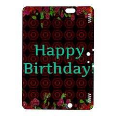 Happy Birthday To You! Kindle Fire Hdx 8 9  Hardshell Case