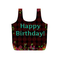 Happy Birthday To You! Full Print Recycle Bags (s)