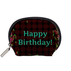 Happy Birthday To You! Accessory Pouches (small)